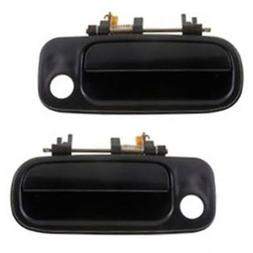 1992-1996 Toyota Camry Front Outside Outer Exterior Black Do