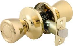 Brinks 2114-105 Tulip Style Door Knob for Hall and Closet Do