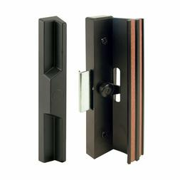 Prime Line Products 2635886 Handle Sliding Door Aluminum Bla