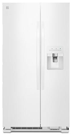 Kenmore 50042 25 cu. ft. Side-by-Side Refrigerator with Ice