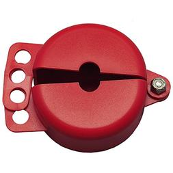 ZING 7103 RecycLockout Gate Valve Lockout, 1 Inch - 2.5 Inch