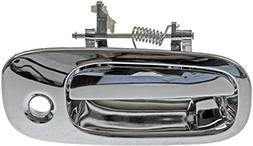 Dorman 91058 Dodge Front Driver Side Chrome Exterior Replace