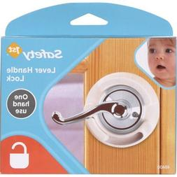 Safety 1st French Door Lever Handle Baby Proof Child Lock -