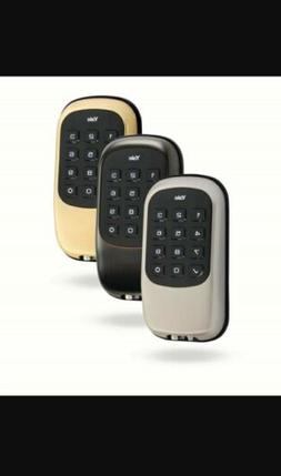 Yale YRD110-ZW-619 Real Living Z-wave Electronic Deadbolt Lo