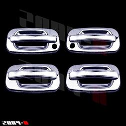 A-PADS 4 Chrome Door Handle Covers for Cadillac ESCALADE 200
