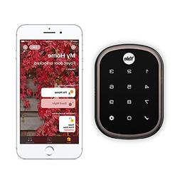 Yale Assure Lock SL - Key Free Smart Lock with Touchscreen K