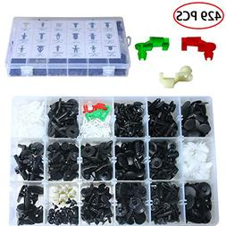Auto Clips Car Retainer Clips Push Type Retainer Clips Tailg