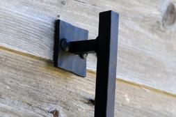 Barn Door Handle Pull Handmade Barndoor Hardware Hand Forged