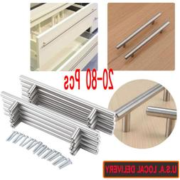 Cabinet Pull Door Handle Stainless Steel Kitchen Hardware Dr