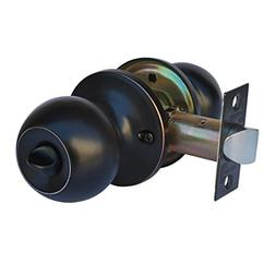 Constructor CON2822 Privacy Chrono's Door Lever Knob Handle
