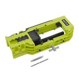 Ryobi Door Hinge Template Jig Clamp Door Hardware Installati