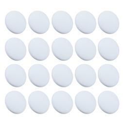 Outus 20 Pieces Door Wall Protectors Guards Stoppers Self Ad