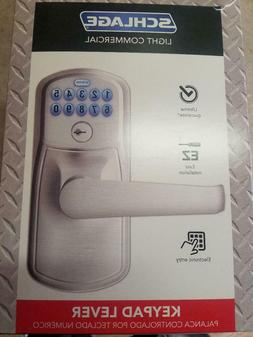 elan electronic keypad entry
