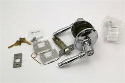 Schlage Lock Company F51A  625 WKF WAKEFIELD Deco Rose Entry