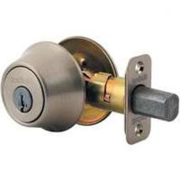 Kwikset Smt Single Cyl Deadbolt-Sn
