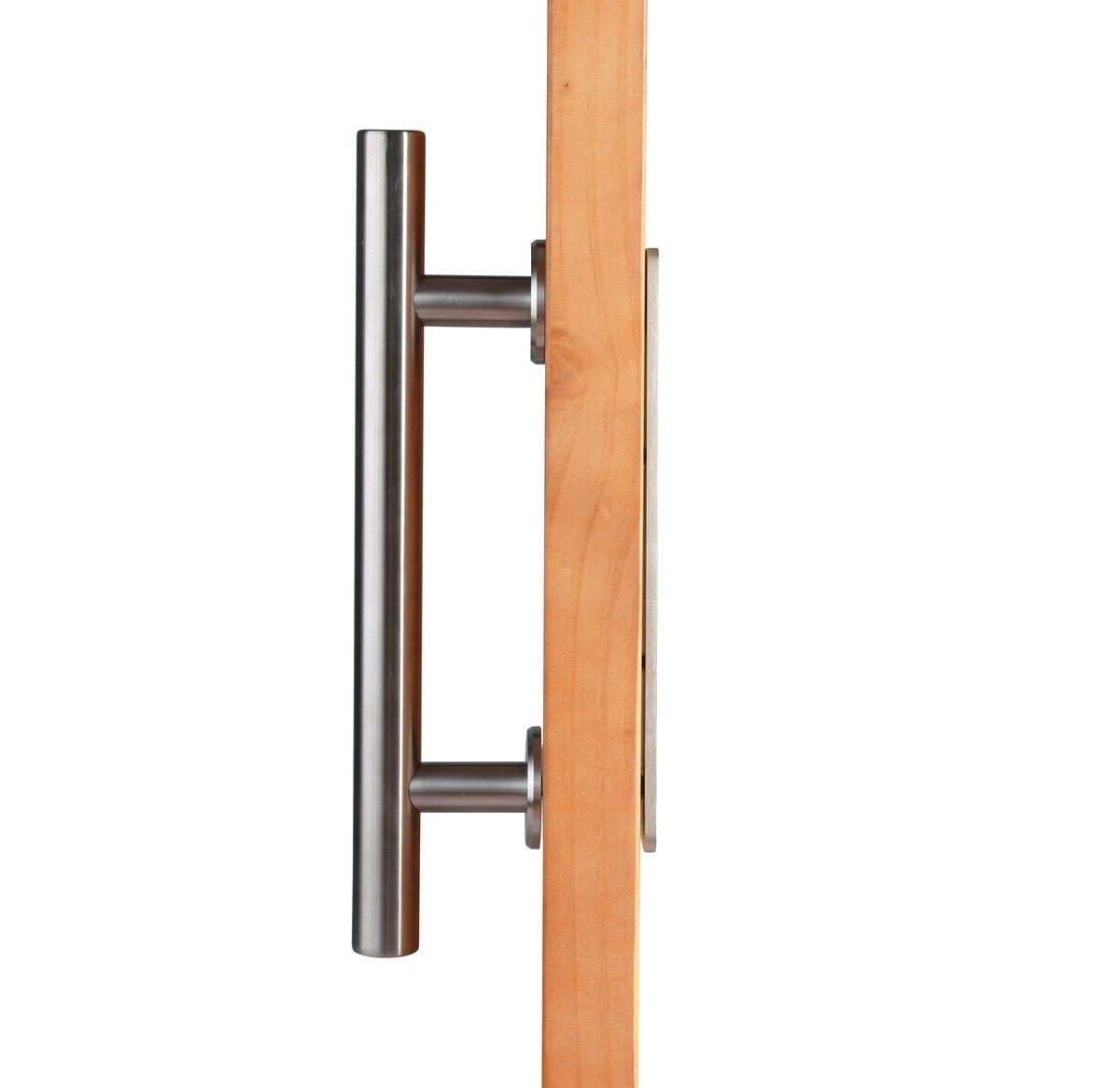 12'' Pull and Barn Door SS304 and