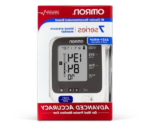 Omron Upper Arm Blood Pressure Monitor with