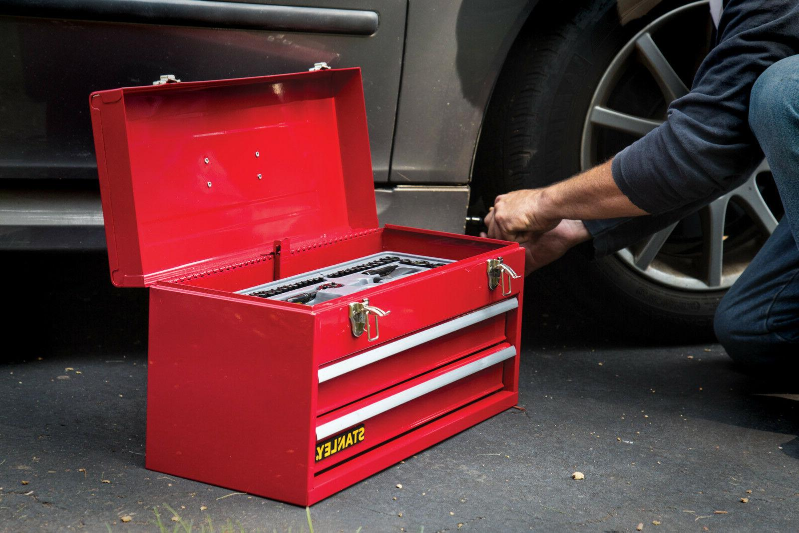 Stanley 101-Piece Tool Set with Tool Box,