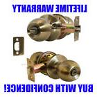Constructor Chronos Privacy Door Lock Knob Handle Set Antiqu