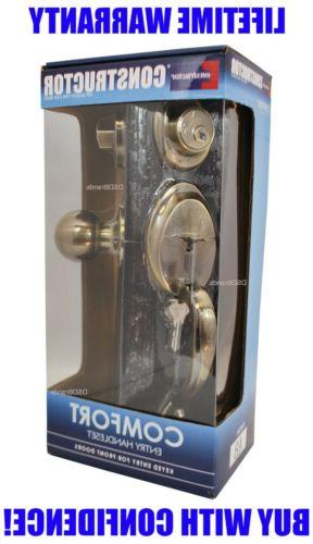 Constructor Comfort Lock Set Door Handle