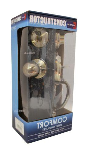Constructor Comfort Entry Lock Set Door