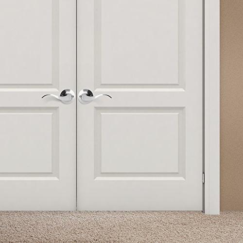 Berlin Modisch Dummy Door with a Satin Finish, Single Side, with a Door Wall