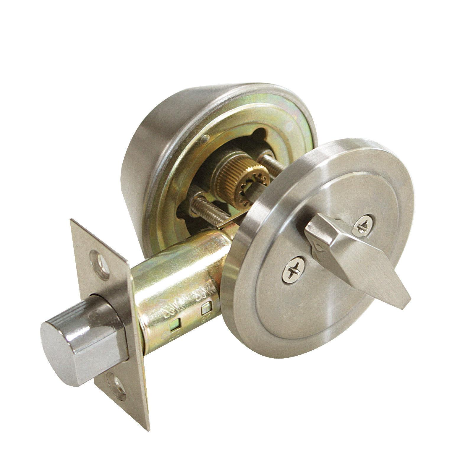 Entry Front Handle Single Knob Hardware