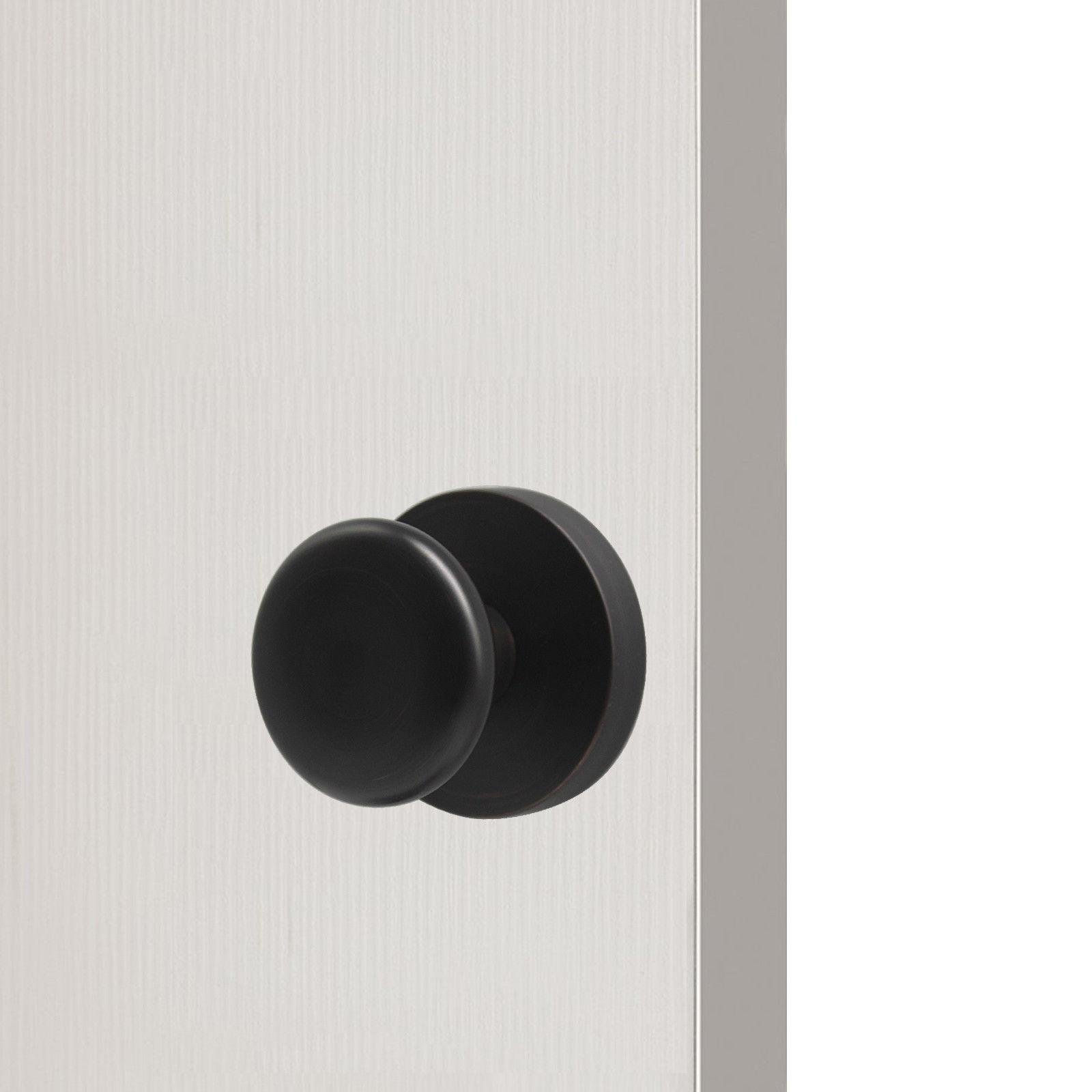 Entry Door Handle Single Deadbolt Lever Knob