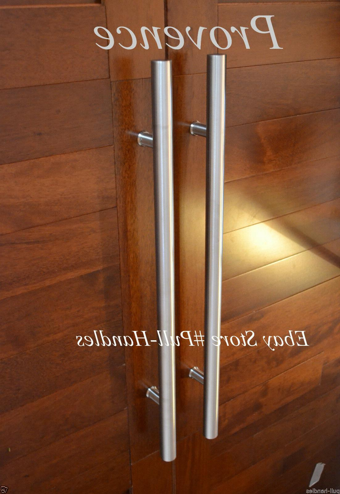 Door Pull Entry Bar Stainless Entrance
