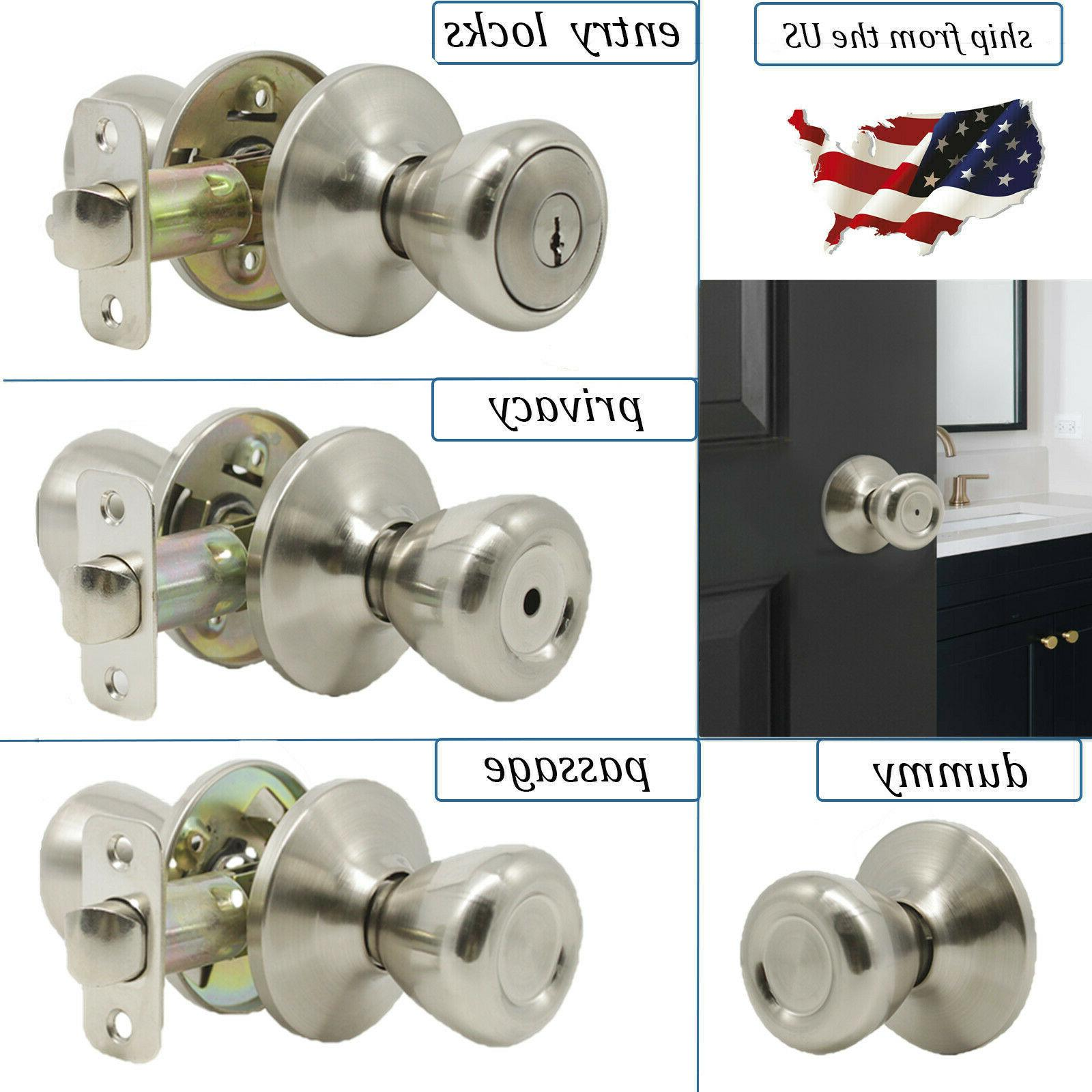 entry lock sets privacy passage half dummy