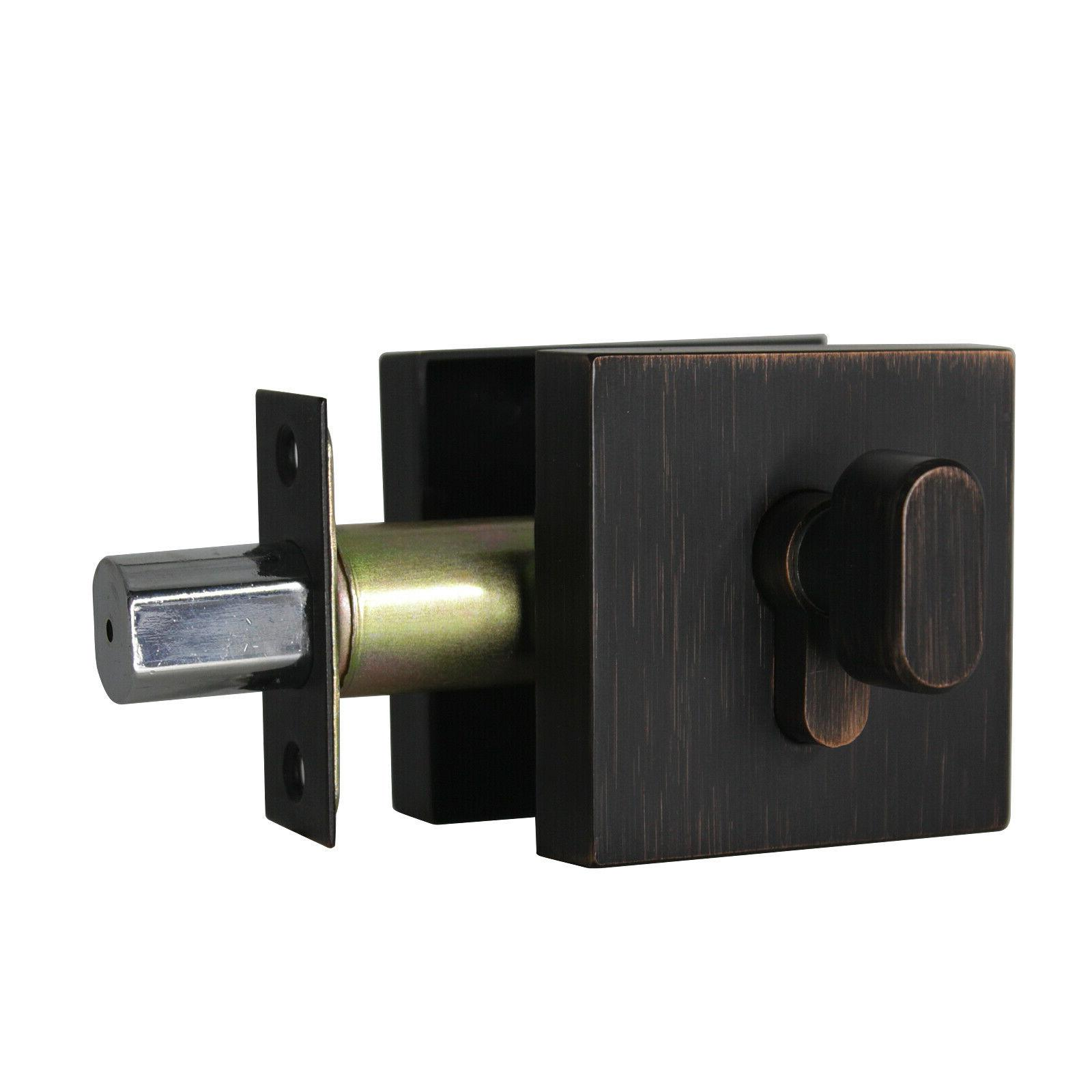 Exterior Front Handle Rubbed 3 keys