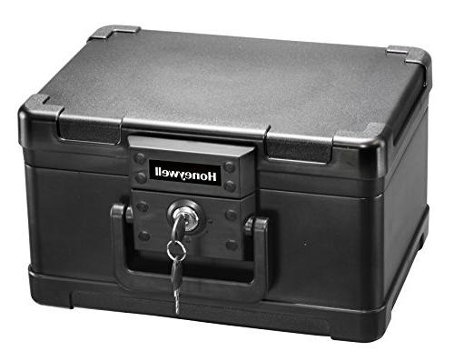 Honeywell Locks – Fire Safe with Handle, Small, 1101