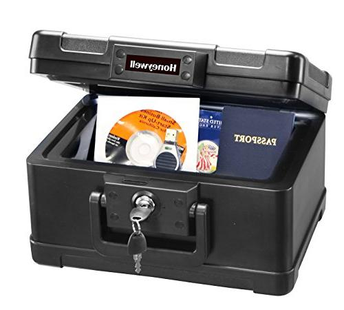 Honeywell Safes Locks – 30 Minute Fire Safe with Handle, 1101