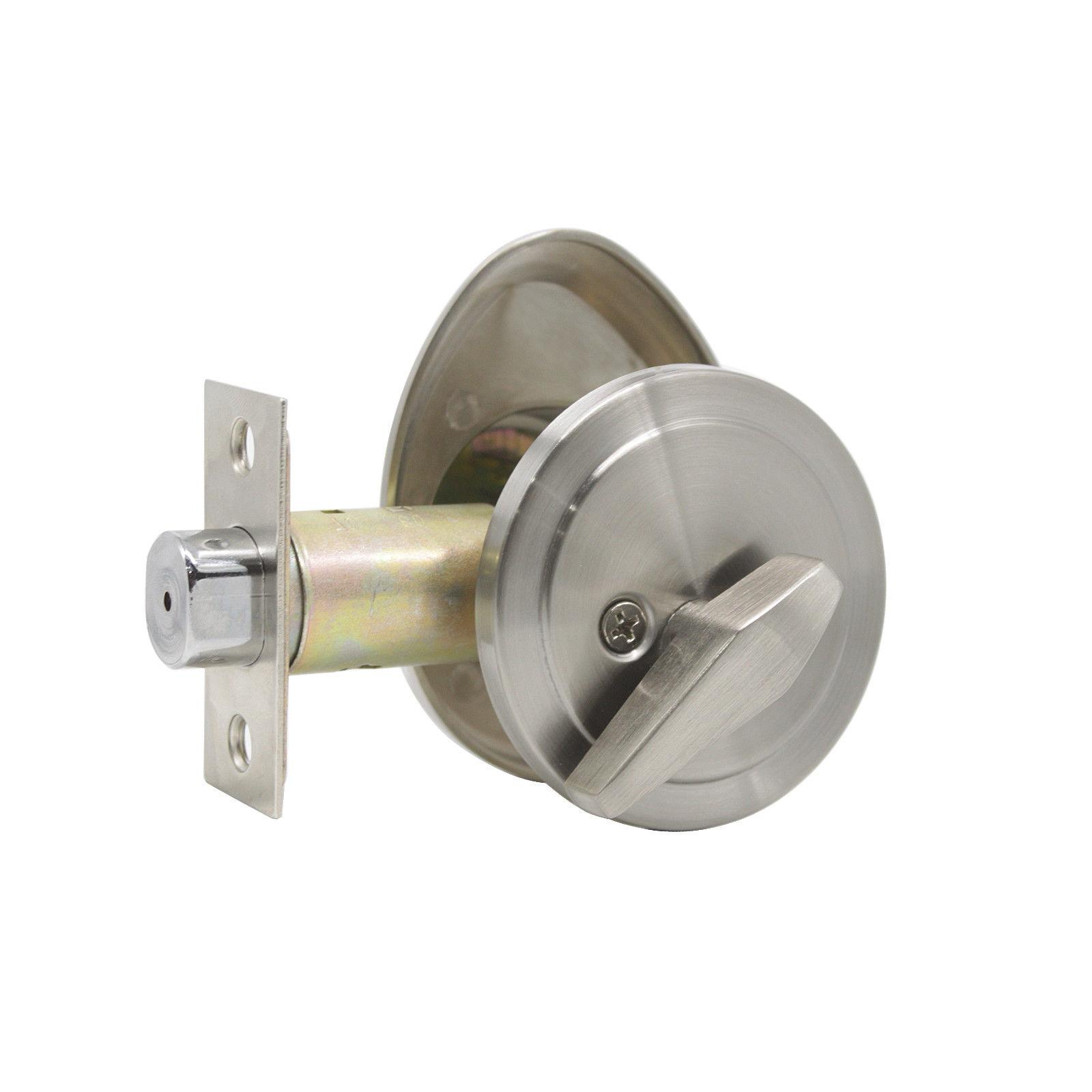 Entry Front set Lock Deadbolt Privacy Passage Knobs