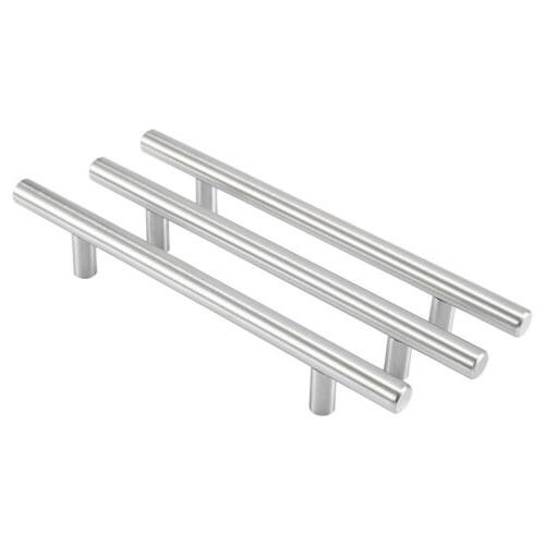 40 Stainless Steel Cabinet T Bar Drawer Handle Pulls