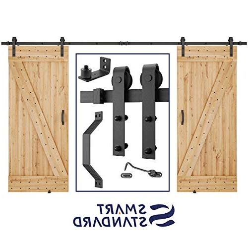 heavy duty double gate sliding