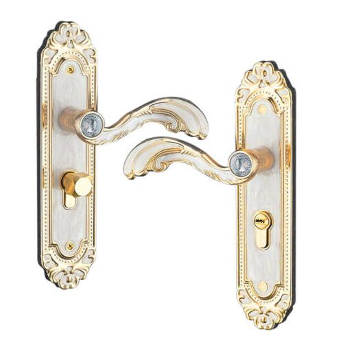 Internal Room Handles Packs - Latch Bathroom Lockset