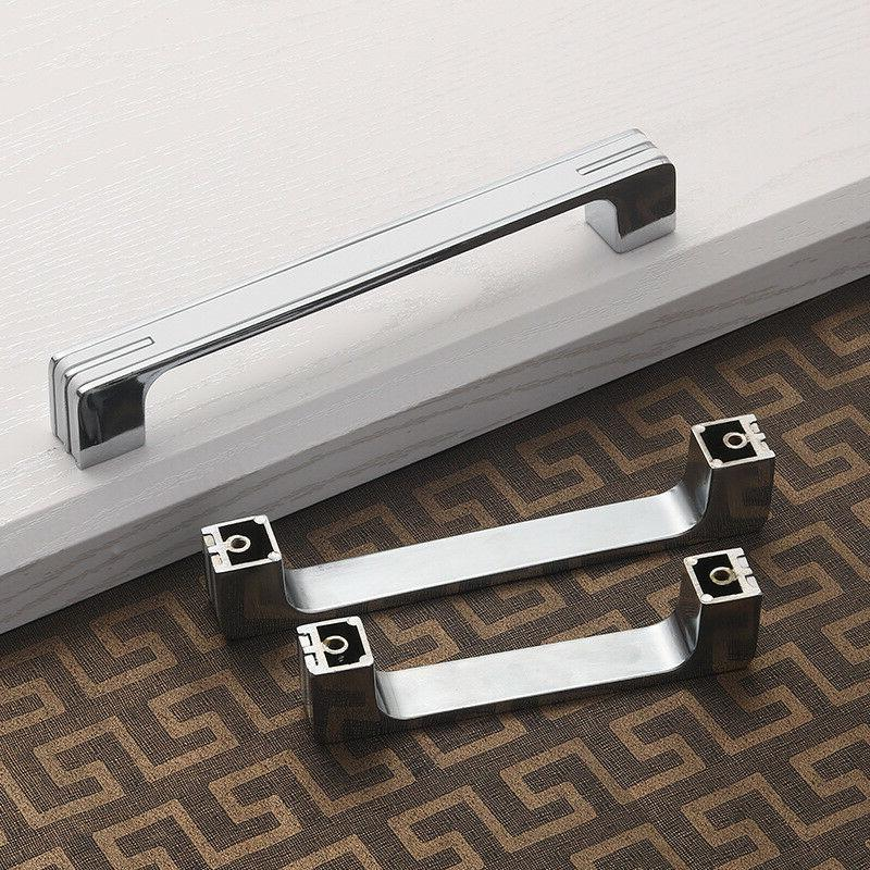 Modern Cupboard Door Dresser Drawer Handle Pulls