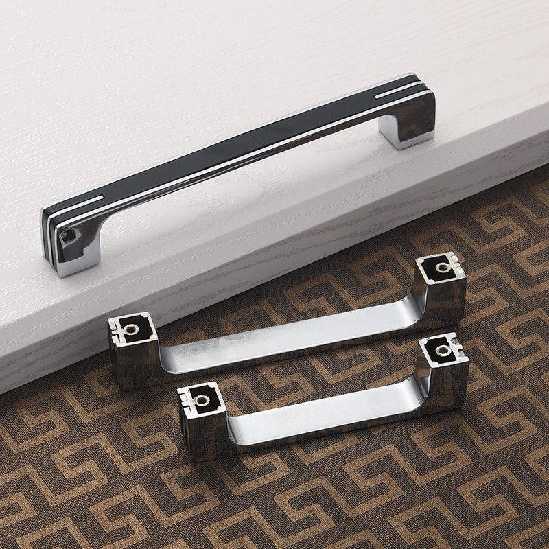 Modern Door Dresser Drawer Handle Pulls
