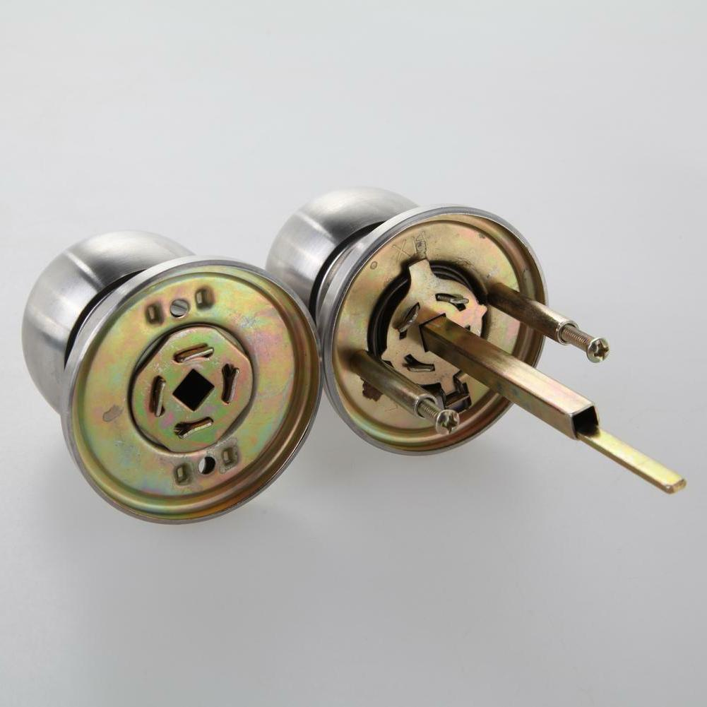Stainless Handle Knobs Lock