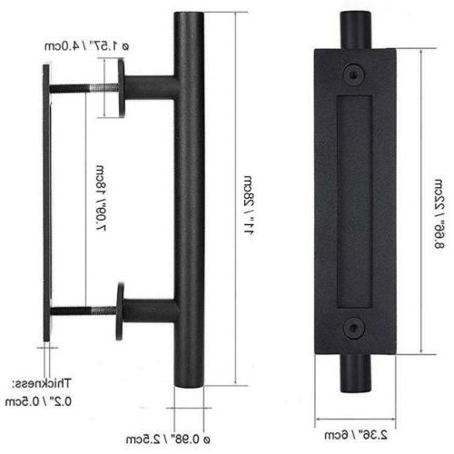 Sliding and Flush Set Door Hardware And Buckle