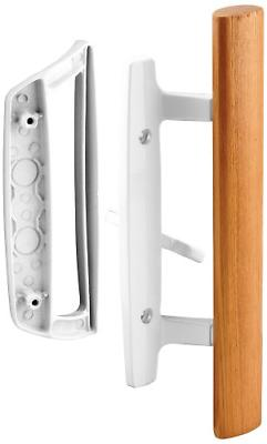 Sliding Glass Patio Door Handle Security Lock Wood Set Lever