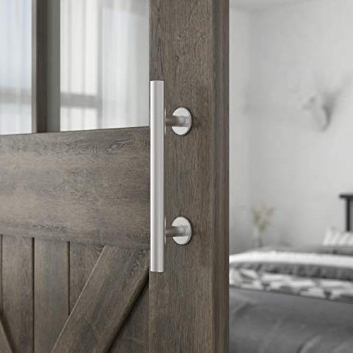 stainless heavy duty barn door