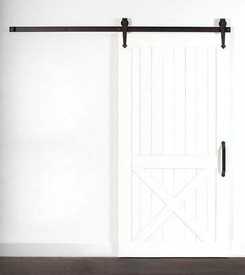 Vintage Rustic Gate Handle Sliding Door