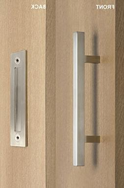STRONGAR Modern and Contemporary Square Pull and Flush Door
