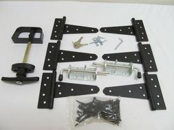 """New Heavy Duty Shed double door hardware kit: Kit 5""""Hinges T"""