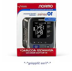Omron 10 Series Upper Arm Blood Pressure Monitor; 2-User, 20