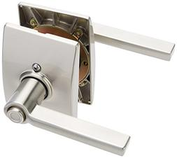 Privacy Latitude Satin Nickel