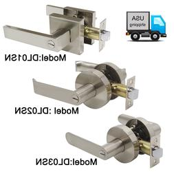 Privacy Round Square Door Knobs Door Lock Handle Levers Keyl