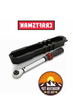 NEW Torque Wrench 3/8dr 25-250 In. Lb.
